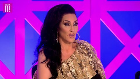 Is this the funniest thing Michelle Visage has ever done on Drag Race?