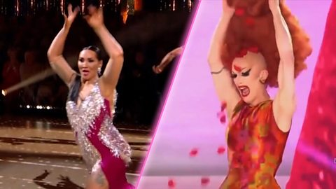 BBC Three Does Strictly: So Emotional X RuPaul's Drag Race