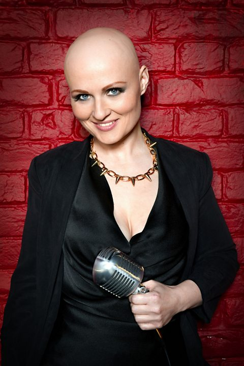 Bbc One The Voice Uk Series 1 Toni Warne