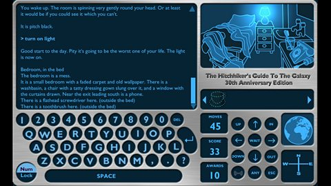 bbc radio 4 the hitchhiker s guide to the galaxy how to play rh bbc co uk Search BBC Farsi Search BBC Typing