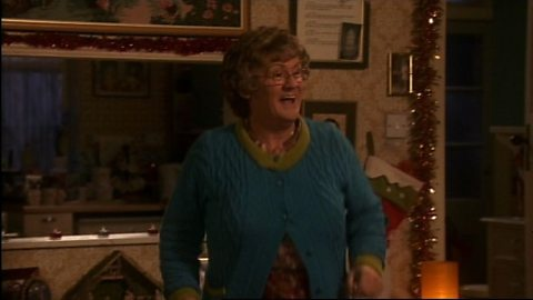 Mrs Browns Boys Turkey/'s Ass Christmas Shoulder Bag Xmas Gift Present Brown