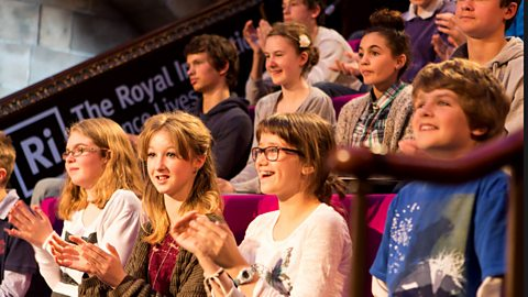 Royal Institution Christmas Lectures 2020 BBC Four   Royal Institution Christmas Lectures
