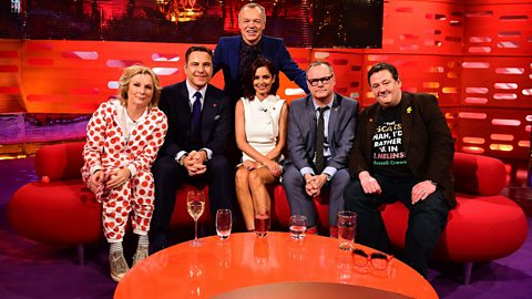 BBC One - The Graham Norton Show, Series 16 - Episode guide