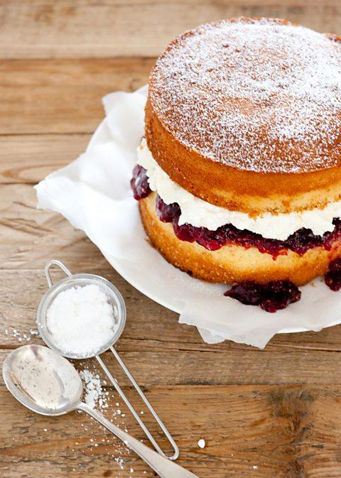 How Does Sugar Make Cake Nice