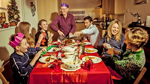 Back To Christmas.Bbc Two Back In Time For Christmas