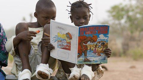 BBC World Service - Newsday, Guinea Worm Disease is on