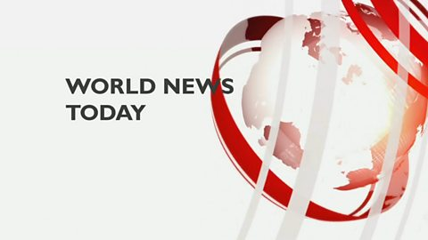 bbc news channel world news today