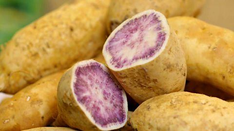Can This Purple Vegetable Be The Secret To A Long Life