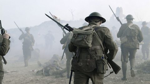 Why was the Somme battle the most important battle in World War 1?