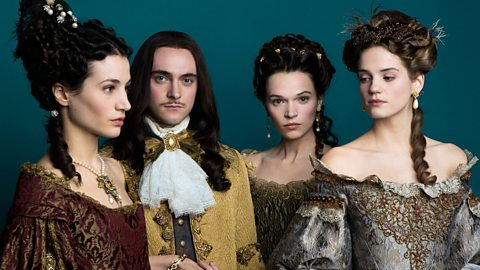 Image result for versailles bbc