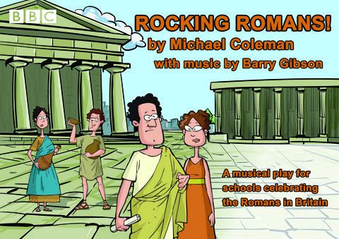School Radio - Rocking Romans!