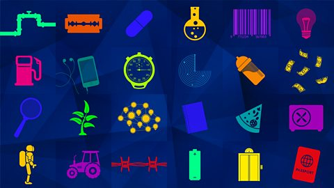 bbc world service 50 things that made the modern economy