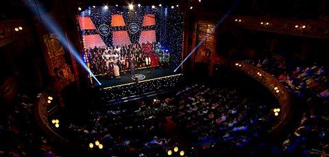 BBC One - Songs of Praise, Gospel Choir of the Year 2016