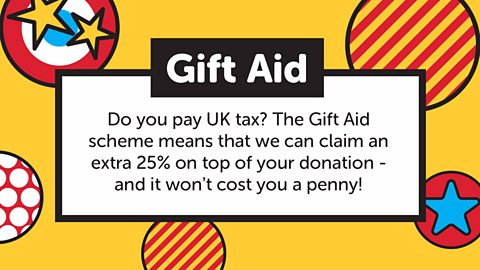 Bbc bbc children in need gift aid faqs and forms negle Images