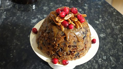 Bbc one songs of praise benjaminas christmas pudding recipe benjaminas christmas pudding recipe forumfinder Choice Image