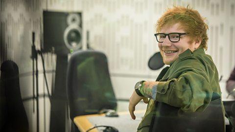 BBC Radio 4 - Desert Island Discs, Ed Sheeran