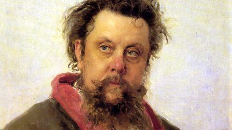 BBC Radio 3 - Composer of the Week, Modest Mussorgsky (1839-1881), Musical  Portraits and Self-Portraits