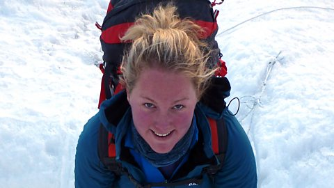 The youngest Briton to summit Everest from both the north and south sides explains why getting to the top is only half the battle