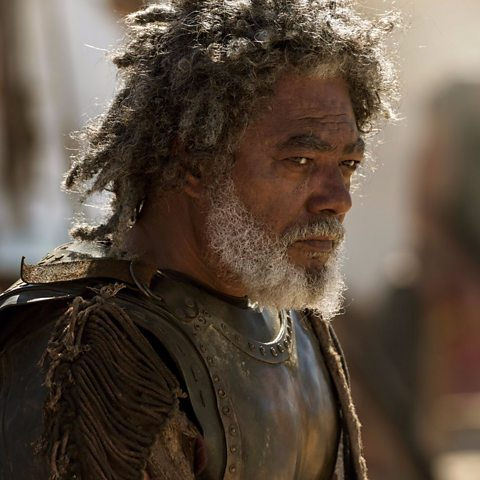 BBC One - Troy: Fall of a City - Characters