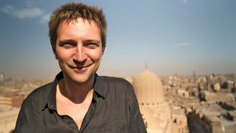 BBC Two - Ancient Invisible Cities