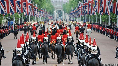 Queen's horses 英国女王伊丽莎白二世的马匹