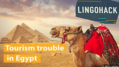Tourism trouble in Egypt