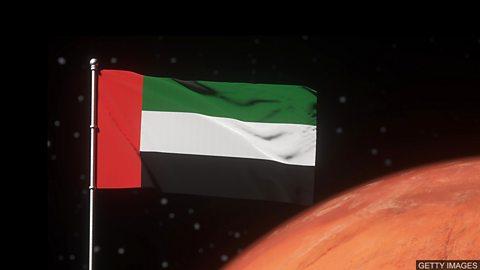 The woman leading UAE's Mars mission 负责阿联酋火星任务的女科学家