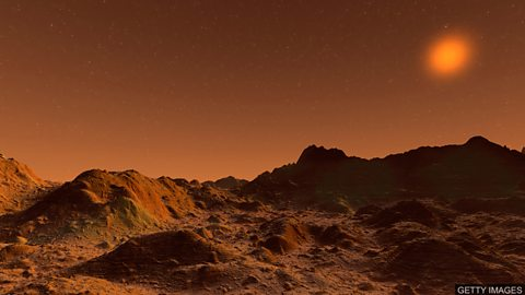 Why are we trying to go to Mars? 人类为什么要去火星?