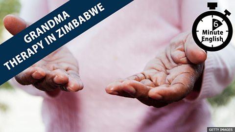 Grandma therapy in Zimbabwe