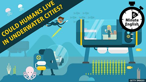 Could humans live in underwater cities?
