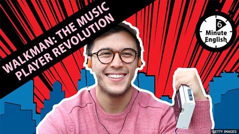 Walkman: the music player revolution
