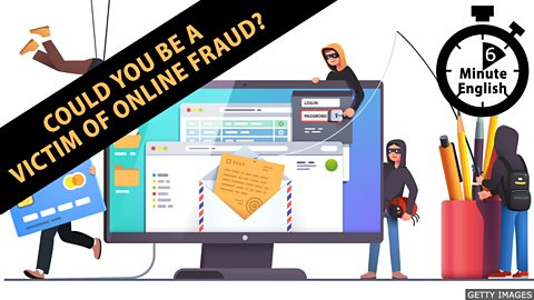 Could you be a victim of online fraud?