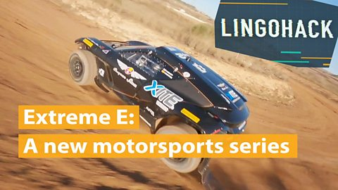 Extreme E: The new electric motorsports series