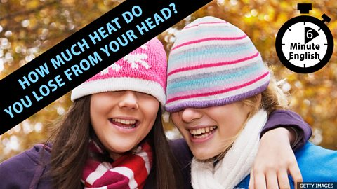 How much heat do you lose from your head?