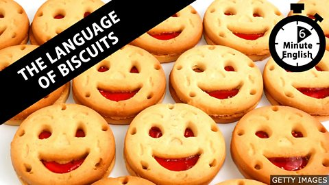 The language of biscuits