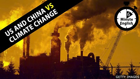 US and China vs climate change