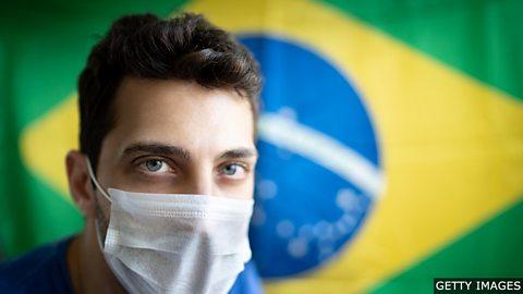 Brazil's political crisis and Covid surge