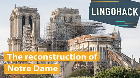 The restoration of Notre Dame