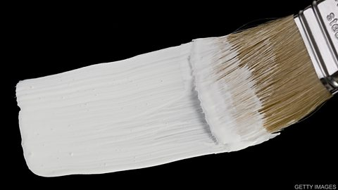 The whitest white paint 迄今为止最白的白色涂料