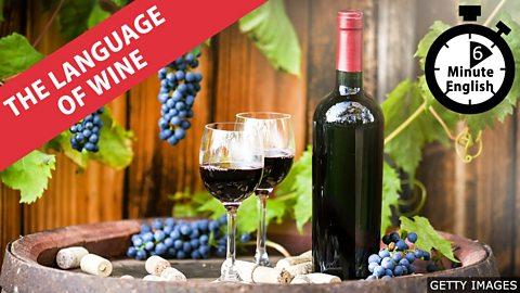 The language of wine