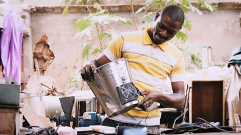'Foyeco' – The Togolese stove 多哥节能炉灶变废为宝