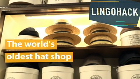 The world's oldest hat shop