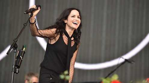The Corrs-Live in Hyde Park 2015