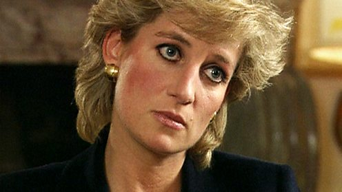 Interview in which Diana, the Princess of Wales talks to Martin Bashir.