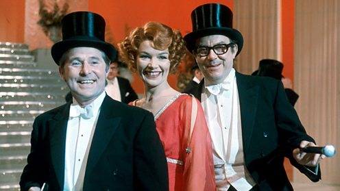 From 1969 to 1977 the Morecambe and Wise Christmas Show was viewed by millions.