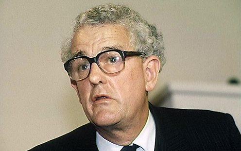 Labour MP Tam Dalyell