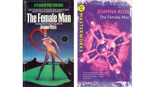 Covers of The Female Man