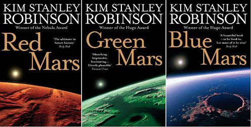 Red Mars trilogy