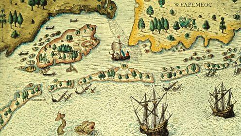 Map Of England Henry Viii.Bbc Iwonder How The Tudor Dynasty Shaped Modern Britain