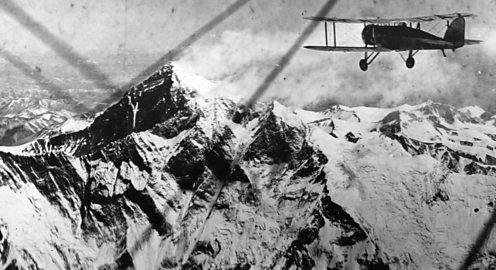 Flight Everest 1933